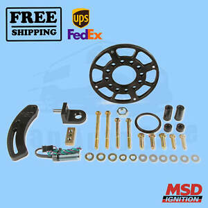 Ignition Kit Msd For Mercury Colony Park 87 1991