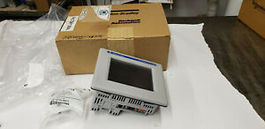 New Allen Bradley 27711p t6c20a8 Panelview Plus 600 Graphic Terminal New In Box