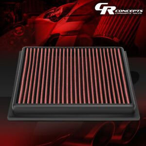 Performance Red Drop In Panel Air Filter For 2015 2020 Compass Promaster City