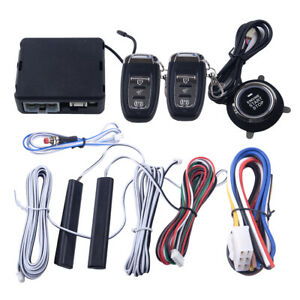 Directed Pke Passive Keyless Entry System Lock Unlock Vehicle Touchless Key O