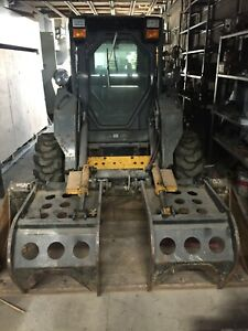New Holland L185 Diesel Skid Steer
