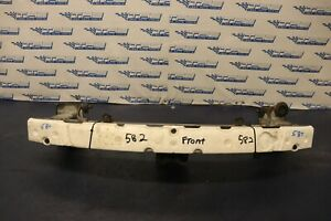 2009 Mitsubishi Lancer Ralliart Sedan Oem Front Bumper Reinforcement Bar 582