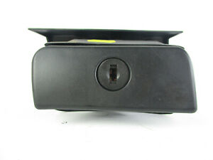 Bmw E38 7 series 740i 740il 750il Glove Box Latch Lock Handle Rear Cover 95 01