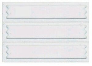 Signatronic Am Security Label Compatible W sensormatic Systems Plain White 5k