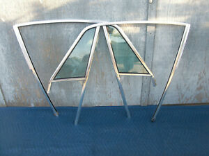Porsche 911 912 Window Door Glass Frame