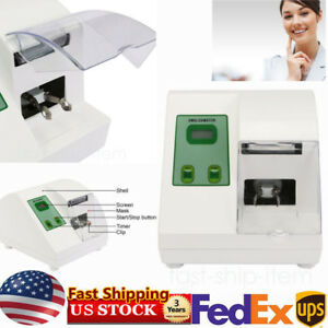 Dental High Speed G5 Amalgamator Digital Amalgam Capsule Mixer Blender Device Us