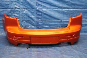 2009 Mitsubishi Lancer Ralliart Sedan Oem Rear Bumper Cover hole 570