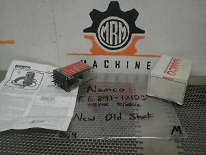 Namco Ee891 12103 Motion Switch Input 115vac 50 60hz New In Box
