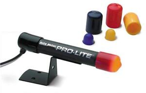 Auto Meter Mini Pro Shift Lite Warning Light Pro Lite Black
