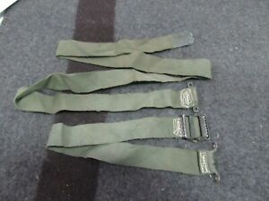 Strap Set For Jerry Can Or Other Nos Fits Military Jeep Truck S64