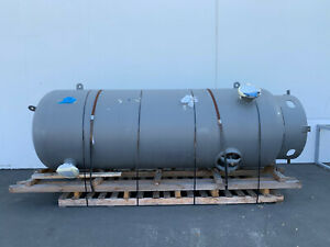 Manchester Tank Vertical Air Receiver 1060 Gallons 165 Psi Never Installed