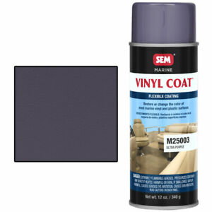 Sem M25003 Ultra Purple Marine Vinyl Paint