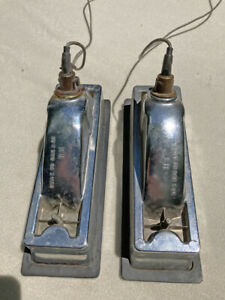 Used 1966 Oldsmobile Starfire 88 98 Lh Rh Cornering Lamps Part 910993 910994