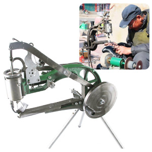 Manual Shoe Making Sewing Machine Shoes Leather Repairs Sewing Equipment