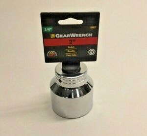 Gearwrench 88827 Socket 2 X 3 4 Drive 12 point