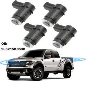 For 09 14 Ford F 150 Pdc Rear Bumper Backup Parking Reverse Sensor Aid Assist