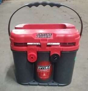 Optima Batteries 9004 003 Group 34 78 12v Red Top Battery 1000 Cranking Amps