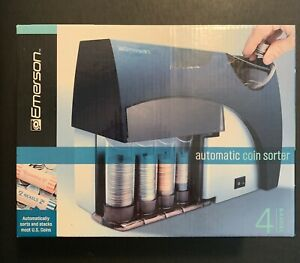 Emerson Automatic Coin Sorter brand New free Shipping