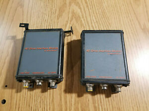 Lot Of 2 Wood mizer Ac Drive Interface Modules untested