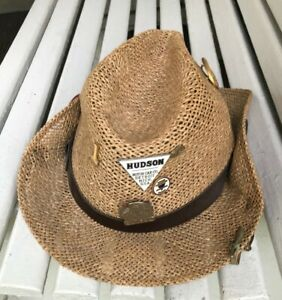 Roskie Hat 7 Hudson Badge Other Pin 40 41 42 46 47 48 49 50 51 52 53 54 55 56 57