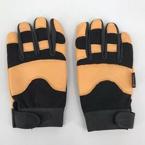 Midwest Gloves And Gear 72425 Performance Thinsulate Goatskin Work Gloves Xl