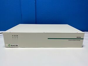Zultys Mx250 Ip Phone System Unified Communications Pbx 89 00250