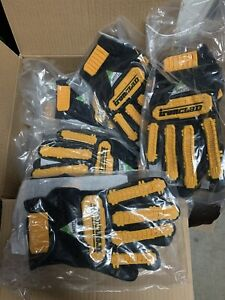 Construction ironclad Kw con 05 xl Safety Impact Gloves 12 Pair Bulk Case New