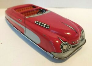 Marx 1951 Ford Convertible Friction