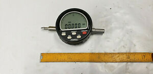 Fowler 0 2737 X 0005 Res Digital Dial Indicator With New Battery Included
