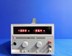 Kenwood Tmi Pd56 10ad Regulated Dc Power Supply 560 W Untested