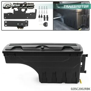 For Toyota Tacoma 2005 2020 Truck Bed Storage Box Toolbox Passenger Right Side