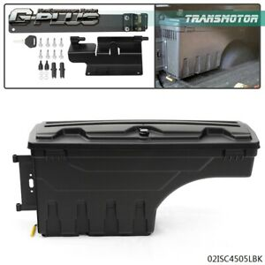 Truck Bed Storage Box Toolbox For 15 20 Chevy Colorado Gmc Canyon Driver Side