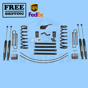 Zone 5 Lift Kit For Dodge Ram 1994 1999 2500 3500 4wd Gas Diesel