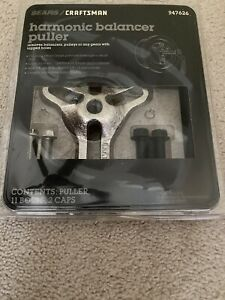 Craftsman Harmonic Balancer Steering Wheel Puller Usa Part 47626 New