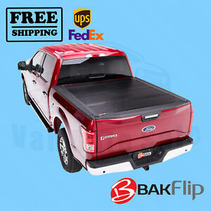 Bakflip F1 Tonneau Cover Bak Industries Fits Chevrolet 15 17 Silverado Hd