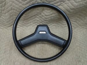 Chevy Steering Wheel 2 Spoke Black Oem Truck 78 79 80 81 82 83 84 85 86 87 Gm