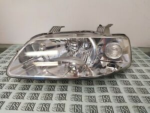 Driver Left Headlight Hatchback Fits 04 08 Aveo Aftermarket