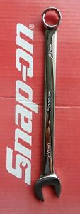 Snap On Tools 21mm Standard Length 12 Pt Combination Wrench Oexm210b Mint