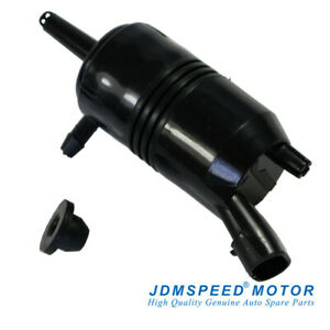 New Front Windshield Washer Pump For Buick Chevy Gmc Pontiac Silverado 1500 2500