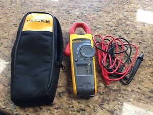 Fluke 600a True rms Ac Clamp Meter 373 New