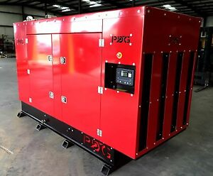 200 Kw Natural Gas Generator With Weather Enclosure