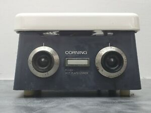 Corning Laboratory Pc 351 Hot Plate Magnetic Stirrer
