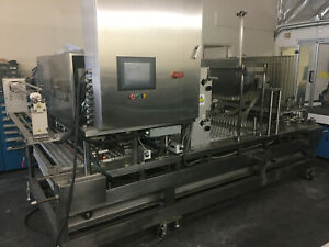 All Stainless High Production Filling Sealing Packaging Machine For Mini K Cup