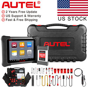 Autel Maxisys Elite Auto Diagnostic Scan Tool J2534 Ecu Programming For Bmw Benz