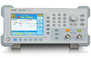 Owon Ag1012 Dds Arbitrary Waveform Function Generator 125msa s 10m