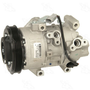 Four Seasons 158318 New Compressor And Clutch
