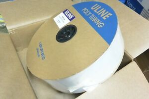 Uline 4 X 3000 2mil Poly Tubing S 1114