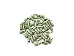 Lot Of 50 Bussman Fuse Holder Cap For 1 4 X 1 1 4 Fuses Bk Fbi