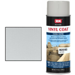 Sem M25193 Light Grey Marine Vinyl Paint