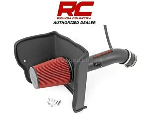 Rough Country Cold Air Intake System Fits 12 20 Toyota Tundra 5 7l 10546